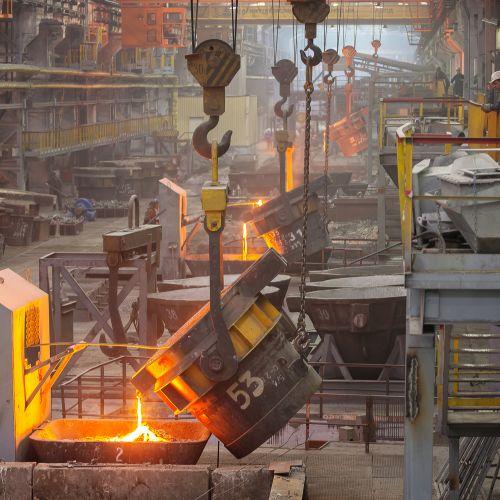 Внедрение навигационно-информационной системы в ОАО «Выксунский металлургический завод»